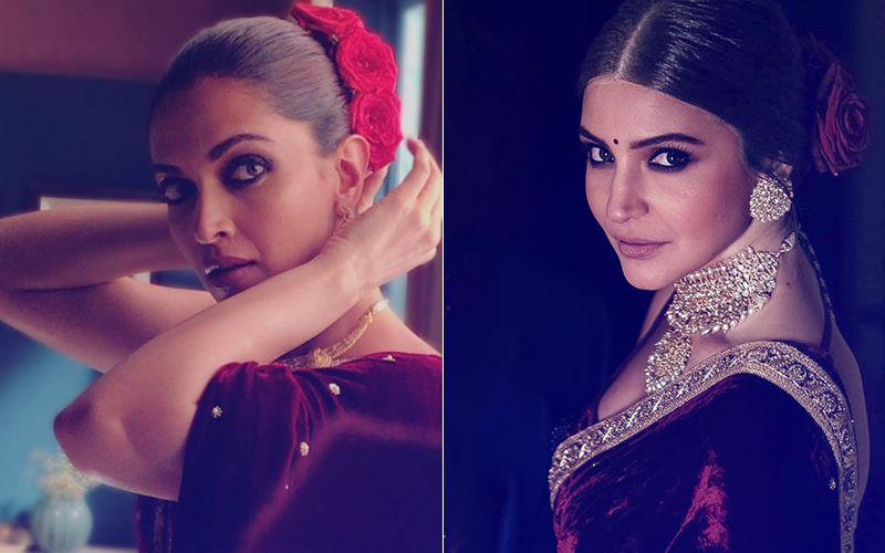 Deepika Padukone's Latest Picture Reminds Us Of Anushka Sharma At Her Engagement