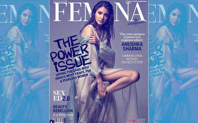Anushka Sharma's Latest Cover Shoot Is A Treat For Sore Eyes, Watch BTS Video