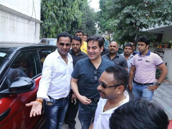 Arbaaz Khan Has Been Summoned By Thane Police