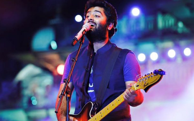 Arijit Singh Leaves Fans Enthralled!