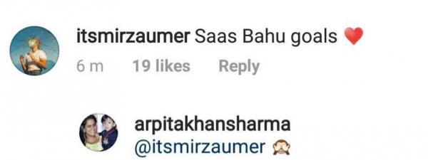 Arpita Khan Reaction To Fan