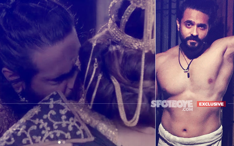 Ashish Sharma Refused To Lock Lips In Prithvi Vallabh But Has No Problem Going Bold