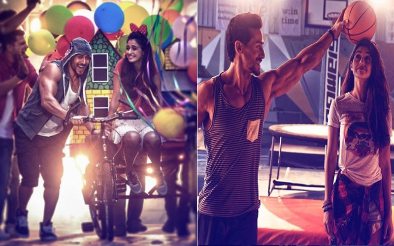 Baaghi 2 Song O Saathi: Tiger Shroff & Disha Patani's Love Story Unfolds Onscreen
