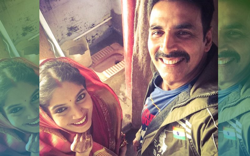 TOILET HUMOUR: What Are Akshay Kumar And Bhumi Pednekar Up To?