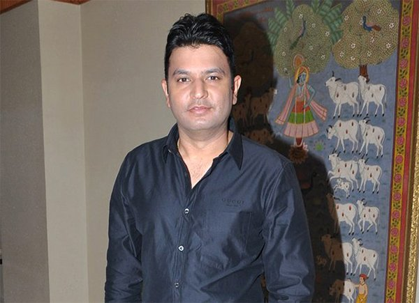 Bhushan Kumar Is All Smiles For The Cameras