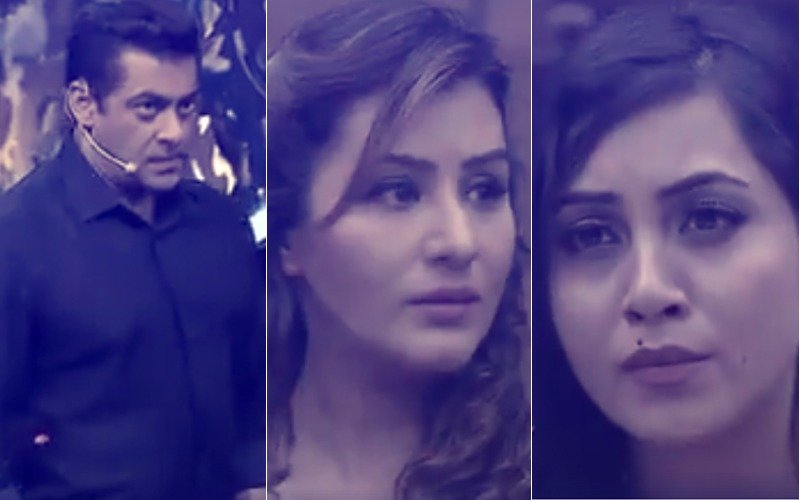 Bigg Boss 11: Arshi Khan ACCUSES Salman Of Being BIASED Towards Shilpa Shinde