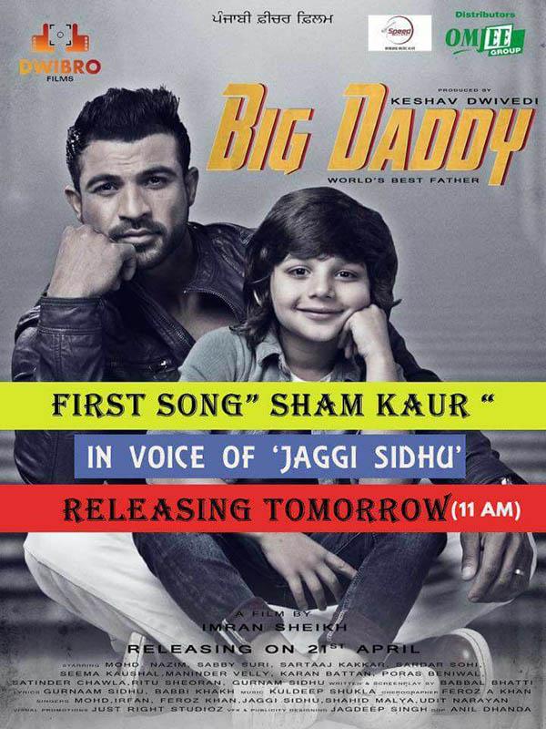 Big dady film poster