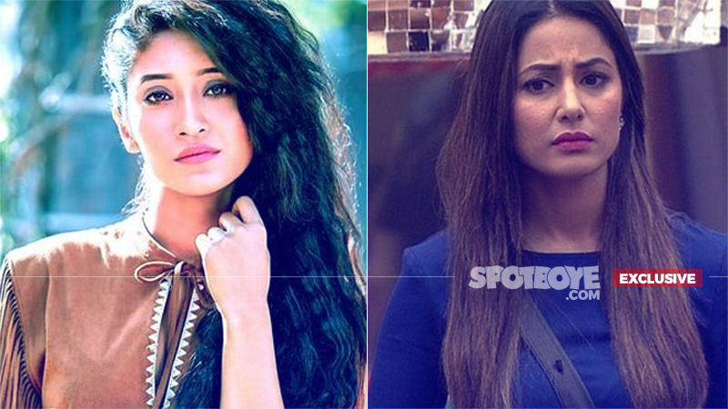 Did Shivangi Joshi Not Invite Hina Khan For Her B'day?