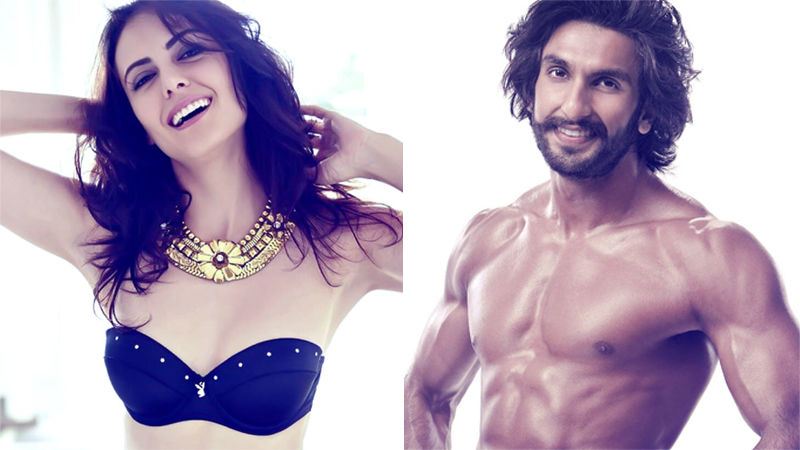 Tinder Alert: Mandana Will Swipe Right If Ranveer Goes On This Dating Site