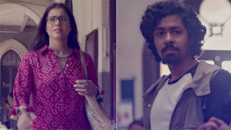 Kajol's Helicopter Eela Trailer: Overprotective Mom Goes To Son's College!