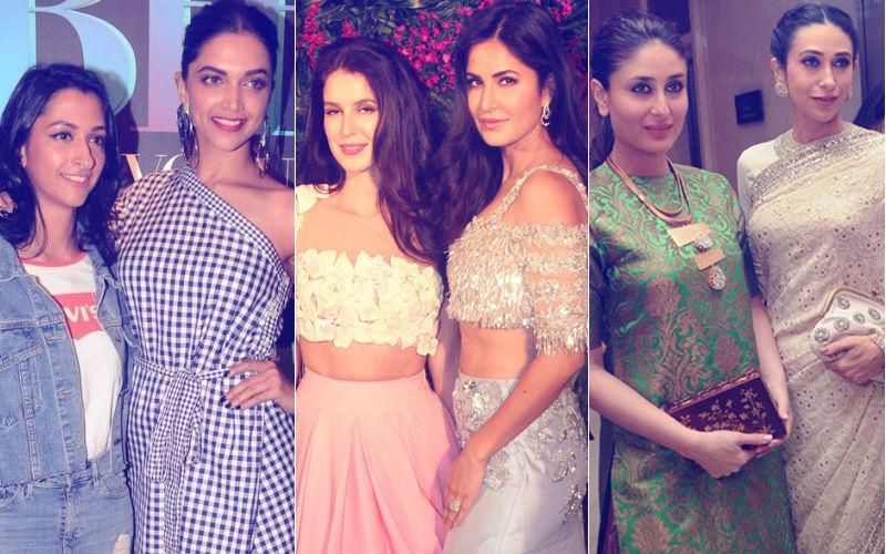 Deepika, Katrina, Kareena: Actresses Who Define Sibling Goals