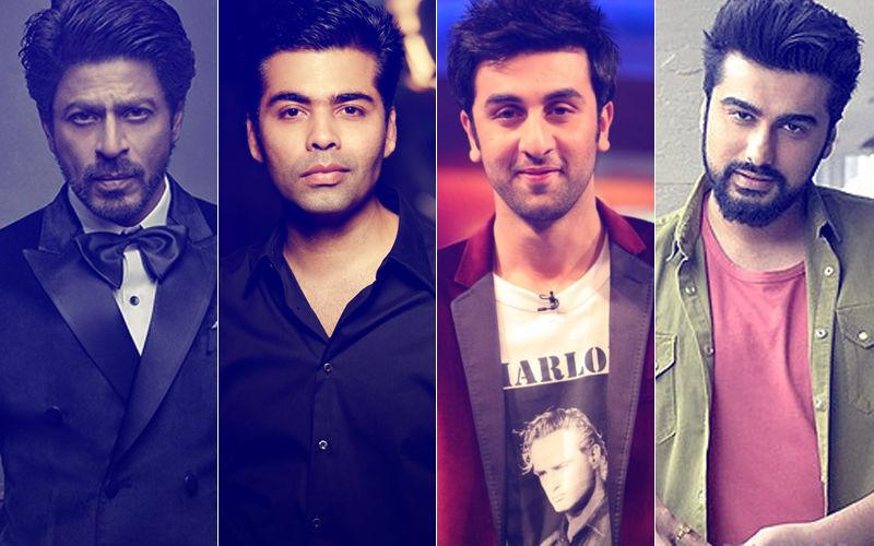Happy Father's Day: It's A Special Sunday For SRK, KJo, Ranbir & Arjun Kapoor
