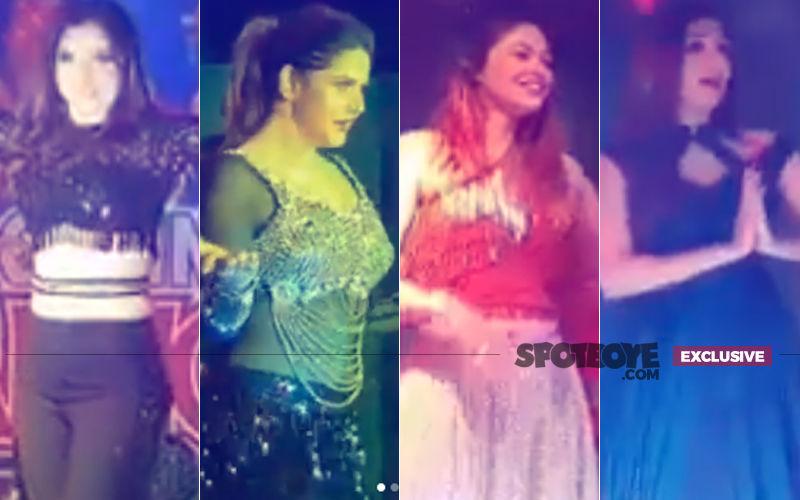 Video: Ankita Lokhande, Zareen Khan, Aarti Chhabria & Rashmi Jha Have A Wild Time At A Casino