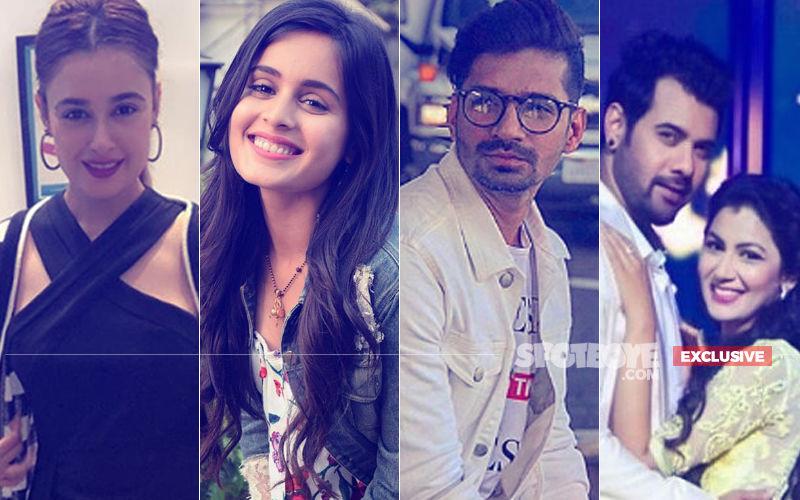 Kumkum Bhagya Twist: Yuvika Chaudhary, Rhea Sharma & Vishal Singh Recreate Kuch Kuch Hota Hai Magic