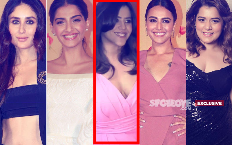 Ekta Kapoor Opens Up On Kareena, Sonam, Swara, Shikha & Men