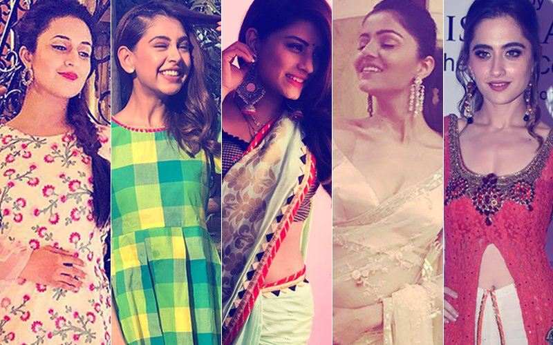 BEST DRESSED & WORST DRESSED Of The Week: Divyanka Tripathi, Niti Taylor, Bhumika Gurung, Rubina Dilaik Or Sanjeeda Sheikh?