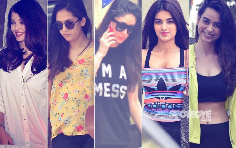 STUNNER OR BUMMER: Aishwarya Rai, Mira Rajput, Kareena Kapoor, Nidhhi Agerwal Or Soundarya Sharma?