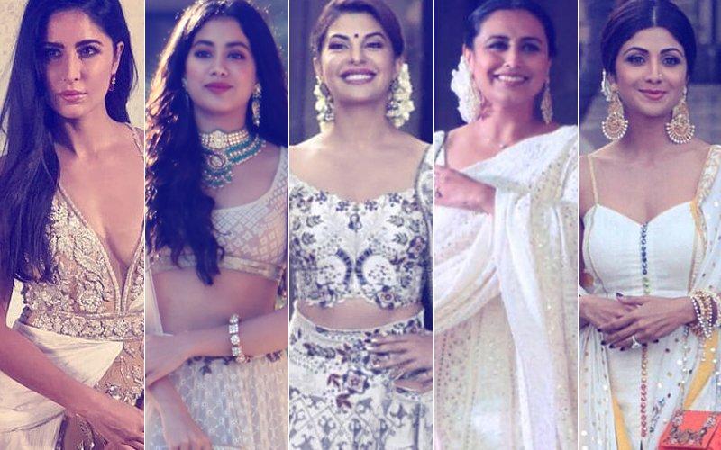 BEST DRESSED & WORST DRESSED At Sonam Kapoor's Mehendi Ceremony: Katrina Kaif, Janhvi Kapoor, Jacqueline Fernandez, Rani Mukerji Or Shilpa Shetty?