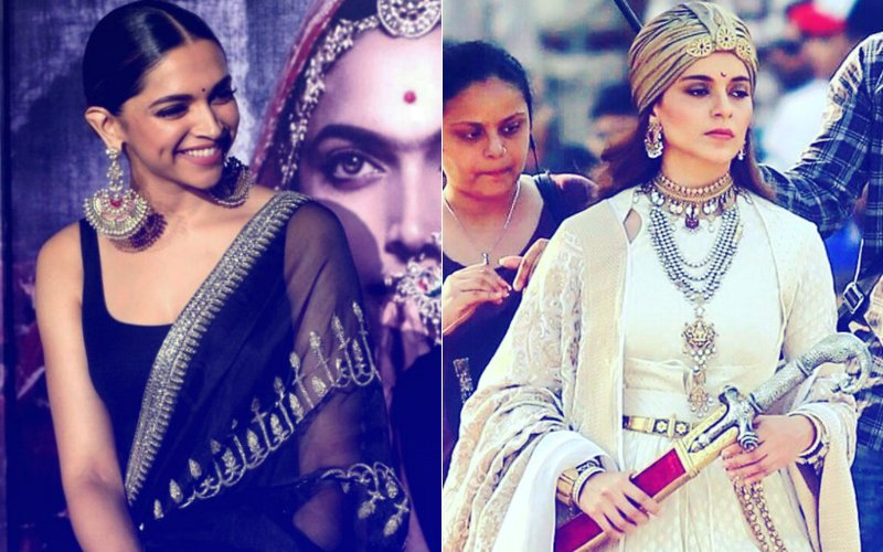Deepika Padukone Has A Connection With Kangana Ranaut's Manikarnika