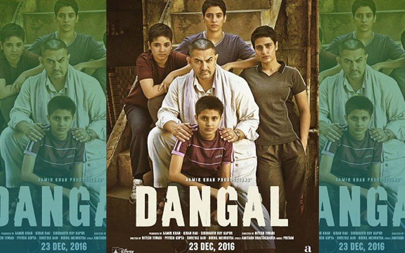 TRAILER: Aamir Khan's Dangal Is An Action-Packed Sports Drama