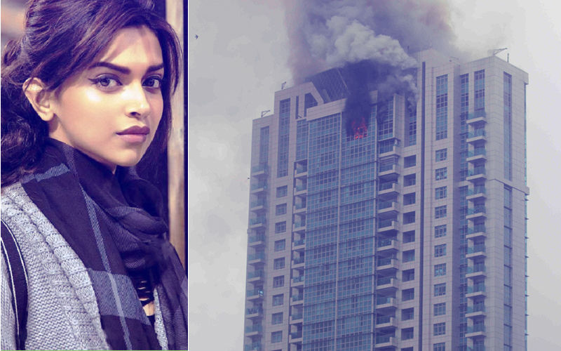 Deepika Padukone Building Fire: Actress Is Safe, Asks Fans To Pray For Firefighters