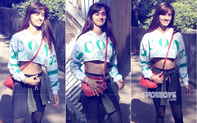 Baaghi 2 Actress Disha Patani Is Ab-licious In These Post Gym Pictures