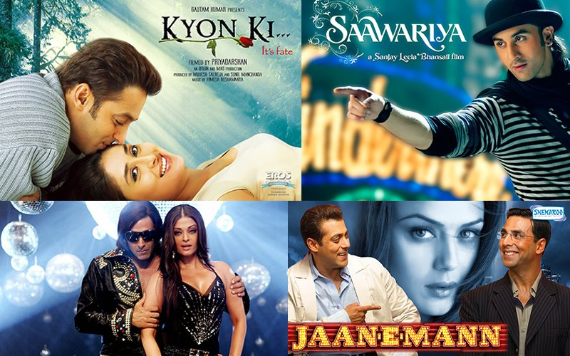 DIWALI SPECIAL: Films That 'Burst' At The Box-office During The Festival Of Lights - Action Replayy, Saawariya, Kyon Ki