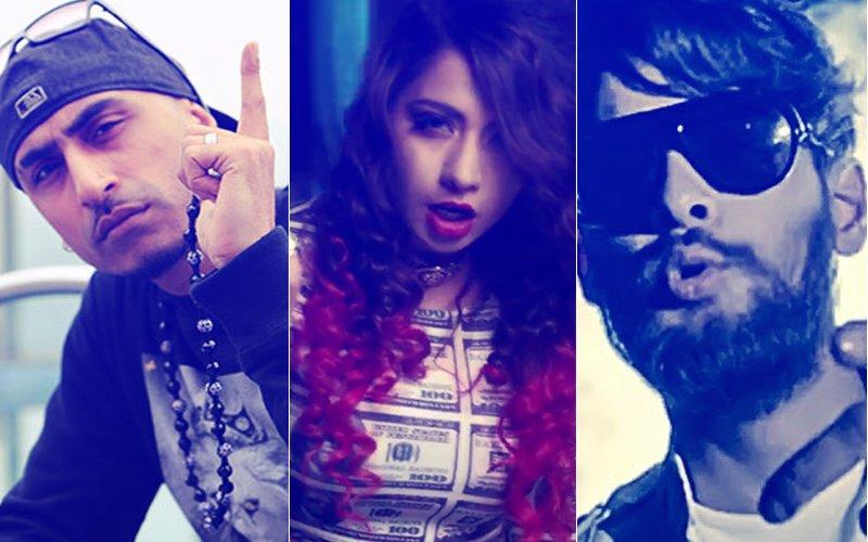 Punjabi Singers Dr Zeus, Jasmine Sandlas & Rapper Ikka Singh Collaborate For A Single