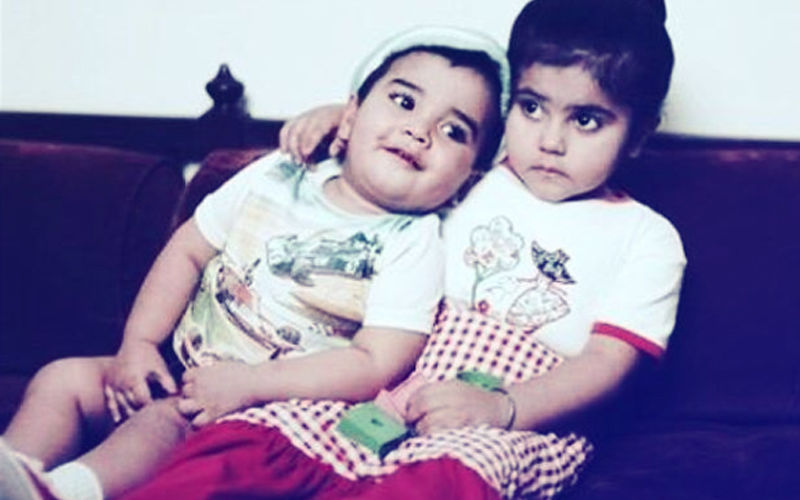 Guess Who? Hint: They Are Bollywood's Famous Brother-Sister Jodi