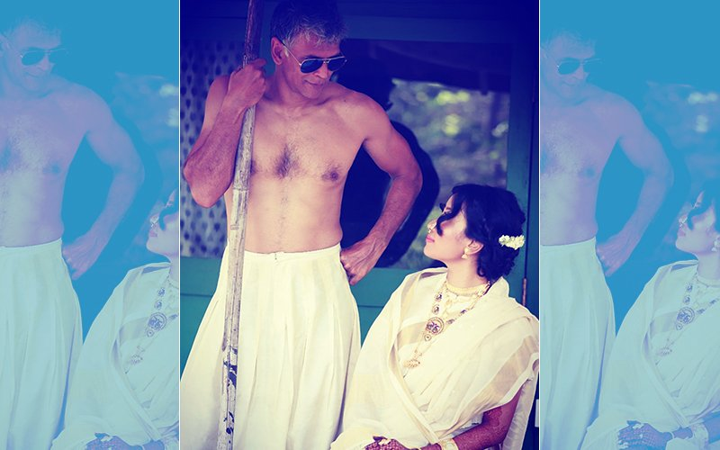 Newlyweds Milind Soman & Ankita Konwar's Latest Picture Is #RelationshipGoals