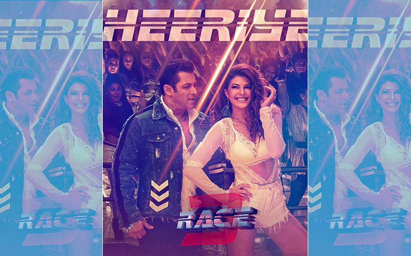 'Heeriye' From Race 3: Salman Khan-Jacqueline Fernandez's Sizzling Chemistry Will Leave You Speechless