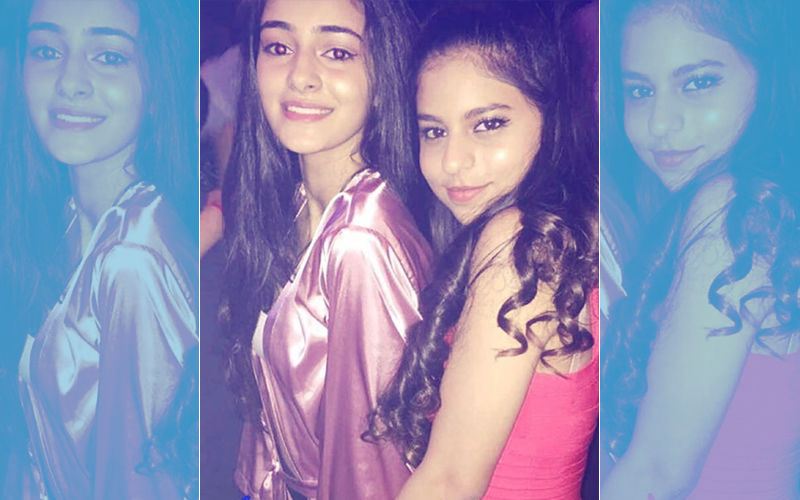 Happy 18TH Birthday Suhana: Ananya Panday Wishes BFF On Her Big Day