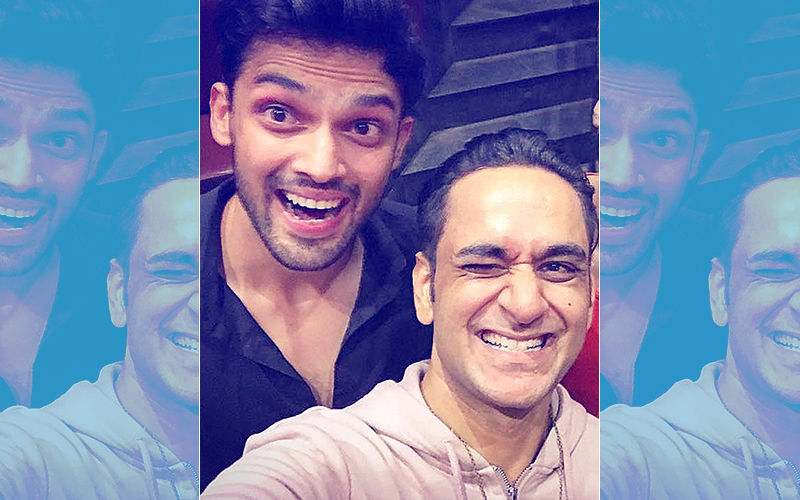 Big Patch-Up: Vikas Gupta & Parth Samthaan Dance The Night Out!