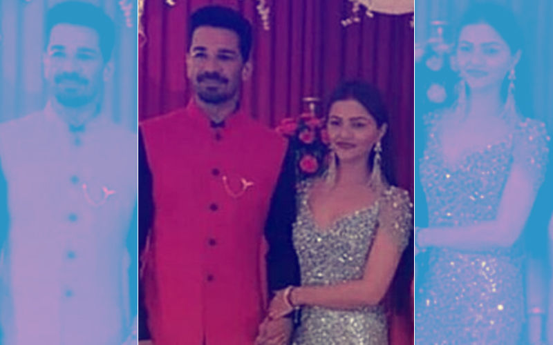 All The Dope About Rubina Dilaik & Abhinav Shulka's Reception In Ludhiana, Last Night