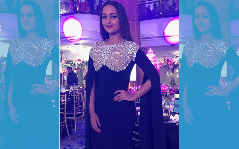 Sonakshi Sinha Goes All Out For Woman Empowerment