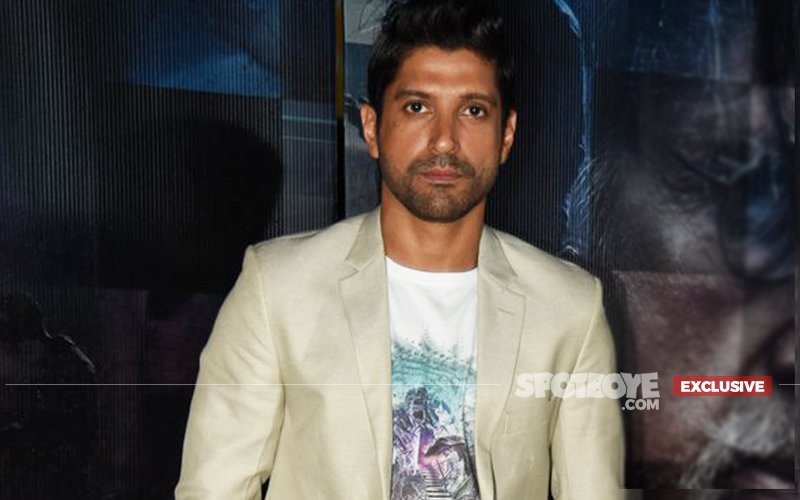 Farhan Akhtar's Lucknow Central shelved?