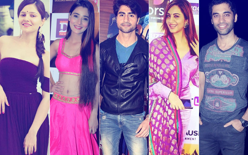 Happy Father's Day: Rubina Dilaik, Sara Khan, Harshad Chopda, Arshi Khan, Kushal Punjabi Talk About Their Dads