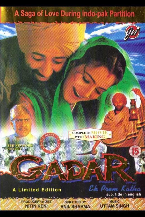 Gadar Poster