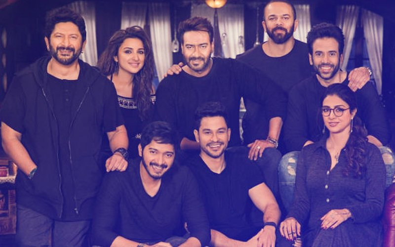 Golmaal Again-A Superhit! Film Enters The 100 Crore Club In Just 4 Days