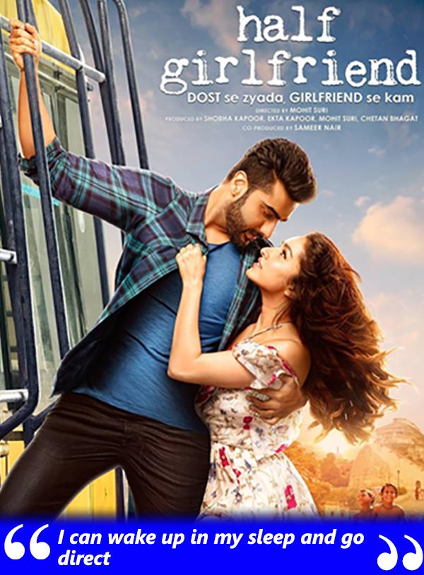 Half Girlfriend New Poster