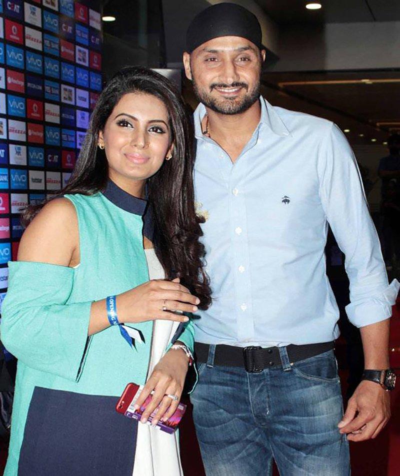 Harbhajan And Geeta