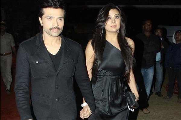 Himesh Reshammiya With Girlfriend Sonia Kapoor