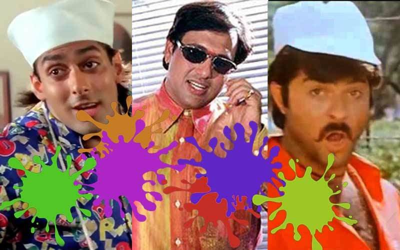 List Of Bollywood Actors Who Never Got Conscious Of Their Colorful Wardrobe