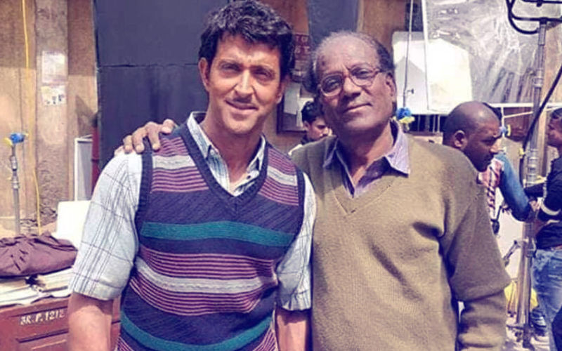 Hrithik Roshan's Latest Picture From The Sets Of Super 30