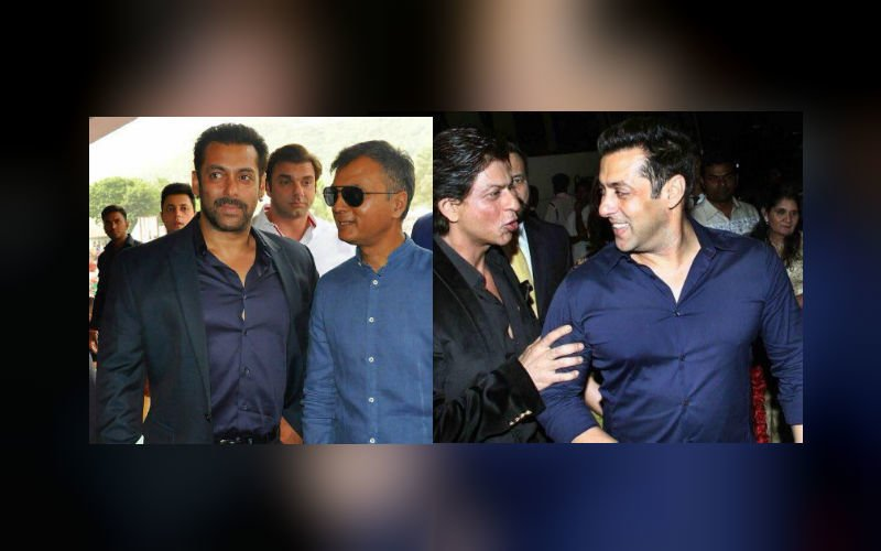 Now, Lucky Blue Shirt For Salman?