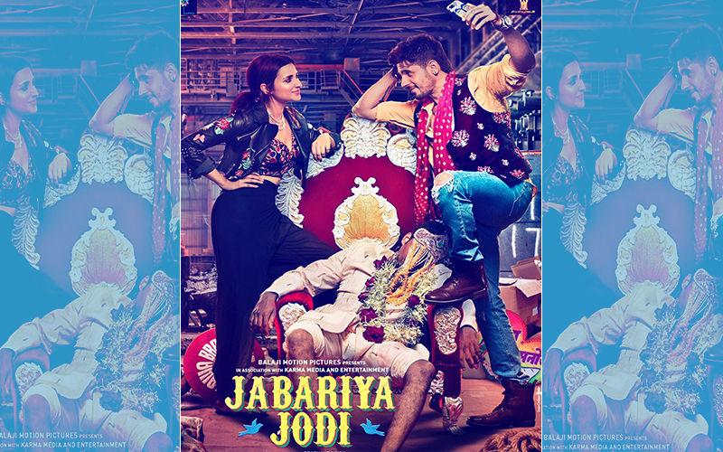 Jabariya Jodi Poster Out: Sidharth Malhotra & Parineeti Chopra Return After Hasee Toh Phasee