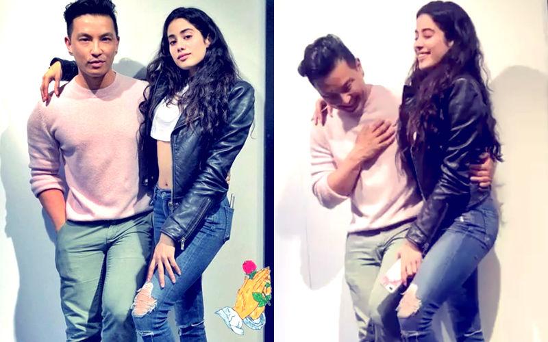 Janhvi Kapoor Looks Killer In Latest Instagram Post With Ace Designer Prabal Gurung