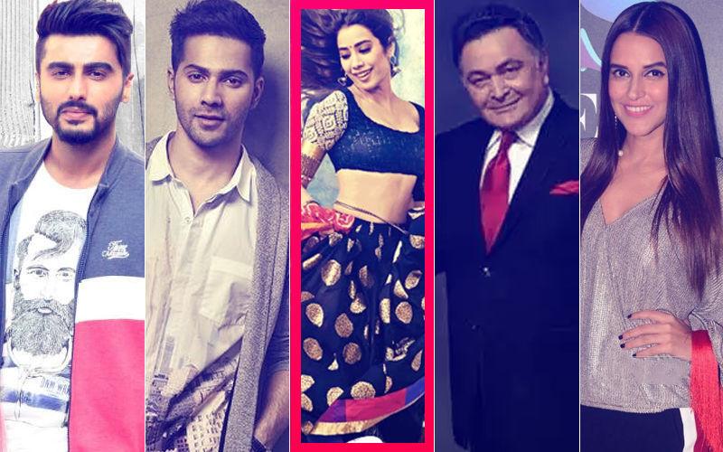 जान्हवी और ईशान की फिल्म 'धड़क' देखने के बाद बॉलीवुड सितारों ने ऐसे किया रियेक्ट