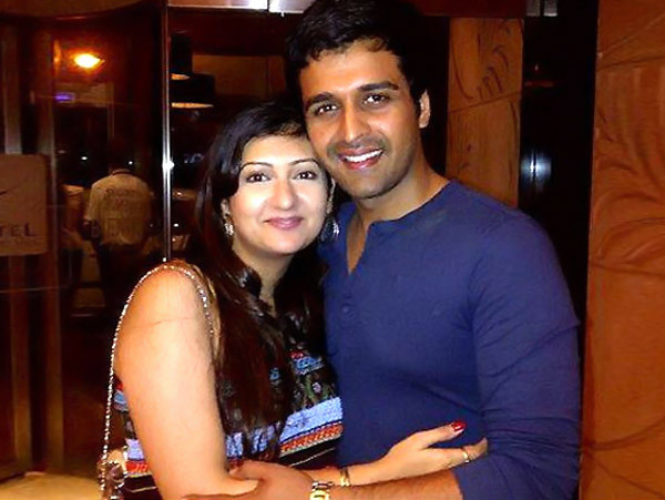 Juhi Parmar And Sachin Shroff In Happier Times