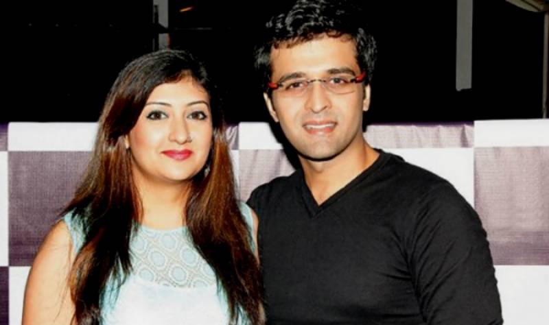 Juhi Parmar And Sachin Shroff